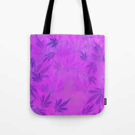 Pink and Purp by Wetpaint420 Tote Bag