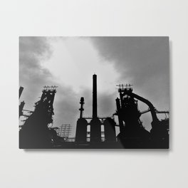 Forgotten Past Metal Print