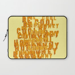 Be cool Honey Bunny Laptop Sleeve