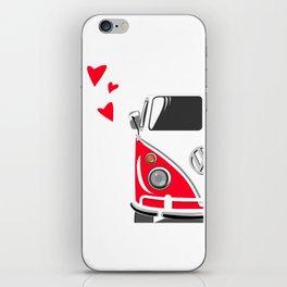 Combi LOVE LeftSide iPhone Skin