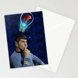 Always on his mind Stationery Cards