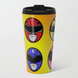 Mighty Morphin Power Ranger Headz Travel Mug