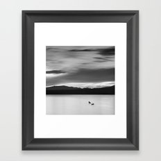 Two and two Framed Art Print