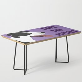 Save The Pitties Coffee Table