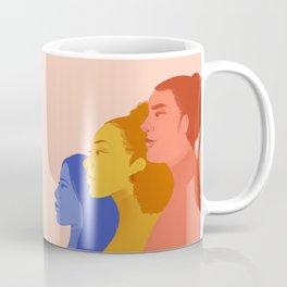 Feminist Fighters Coffee Mug