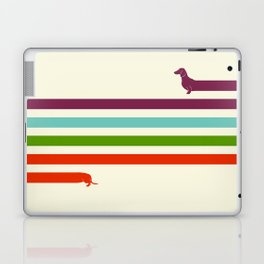 (Very) Long Dachshund Laptop & iPad Skin