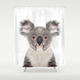 Koala Bear Shower Curtain