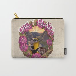 Oro y Plata Carry-All Pouch