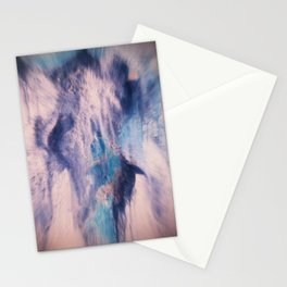 Exhaling Stationery Cards