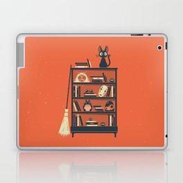 Ghibli Shelf // Miyazaki Laptop & iPad Skin