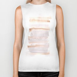 171122 Self Expression 6 | Abstract Watercolors Biker Tank