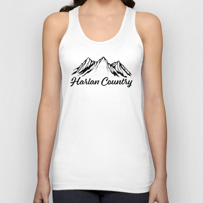 Harlan Country (Dead Hollow) Unisex Tank Top