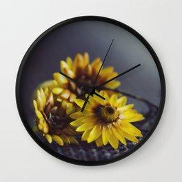 Suns Wall Clock