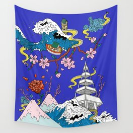 Dreamscape Wall Tapestry