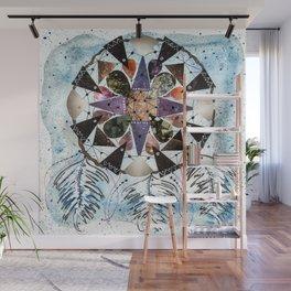Dream Catcher Mandala Wall Mural