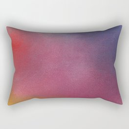 Colourful Blur Rectangular Pillow