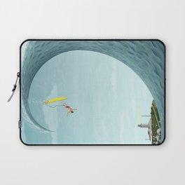 Big Wave Laptop Sleeve