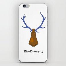 Bio-Diversity iPhone & iPod Skin