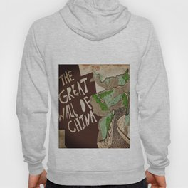 The Great Wall of China  Hoody