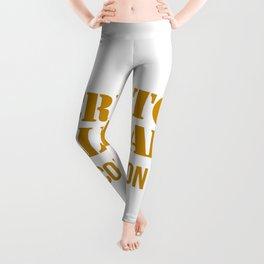CRYPTO MILLIONAIRE Leggings