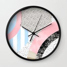 Sunset Radio Wall Clock