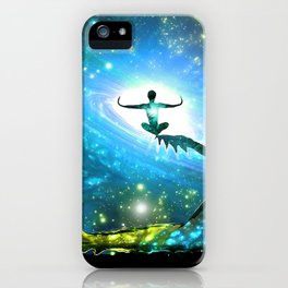 A Bright Embrace iPhone Case
