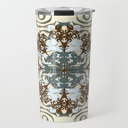 Spa Blues Travel Mug
