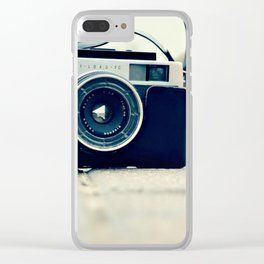 Sears Easi-Load Clear iPhone Case
