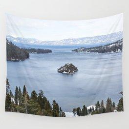 Lake Tahoe Wall Tapestry