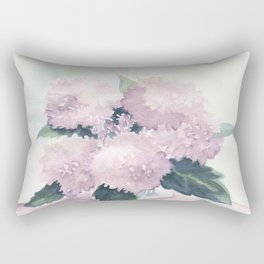 Hydrangea 2 Rectangular Pillow