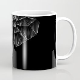 """Abstract Collection"" - Elephant Coffee Mug"