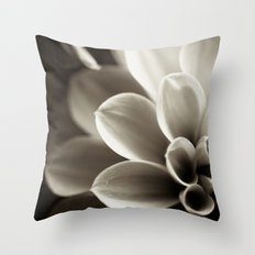 Swirling Thoughts in My Head Throw Pillow
