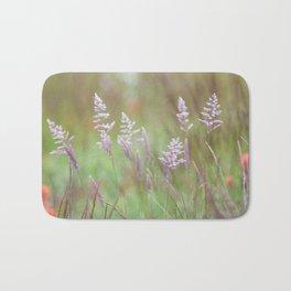 Calming Grasses at Mount Saint Helens Bath Mat