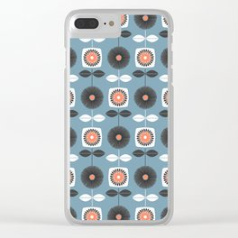 MCM Ekerby Clear iPhone Case
