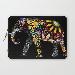 Aztec Elephant Laptop Sleeve