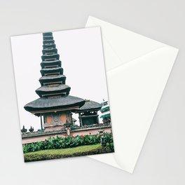 Bali Ulun Danu Temple Stationery Cards