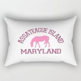 Assateague Island - Maryland. Rectangular Pillow