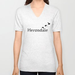 Herondale Unisex V-Neck