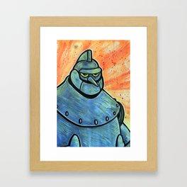 Gigantor Framed Art Print