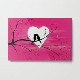 Valentine Gift Metal Print
