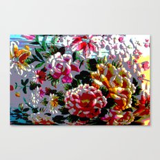 Stitched Up! Canvas Print