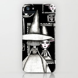 Many Witches iPhone Case