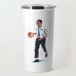 Balling Barack Travel Mug