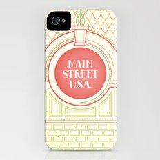 Main Street USA iPhone (4, 4s) Slim Case