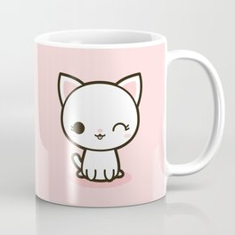 Kawaii Kitty 3 Coffee Mug