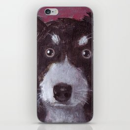 Po the Dog iPhone Skin