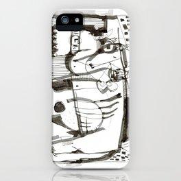 Manimal iPhone Case