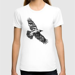 Moonlight Raven T-shirt