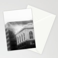Snow Plume Study Stationery Cards