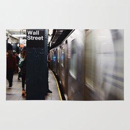 Wallstreet Subway Rug